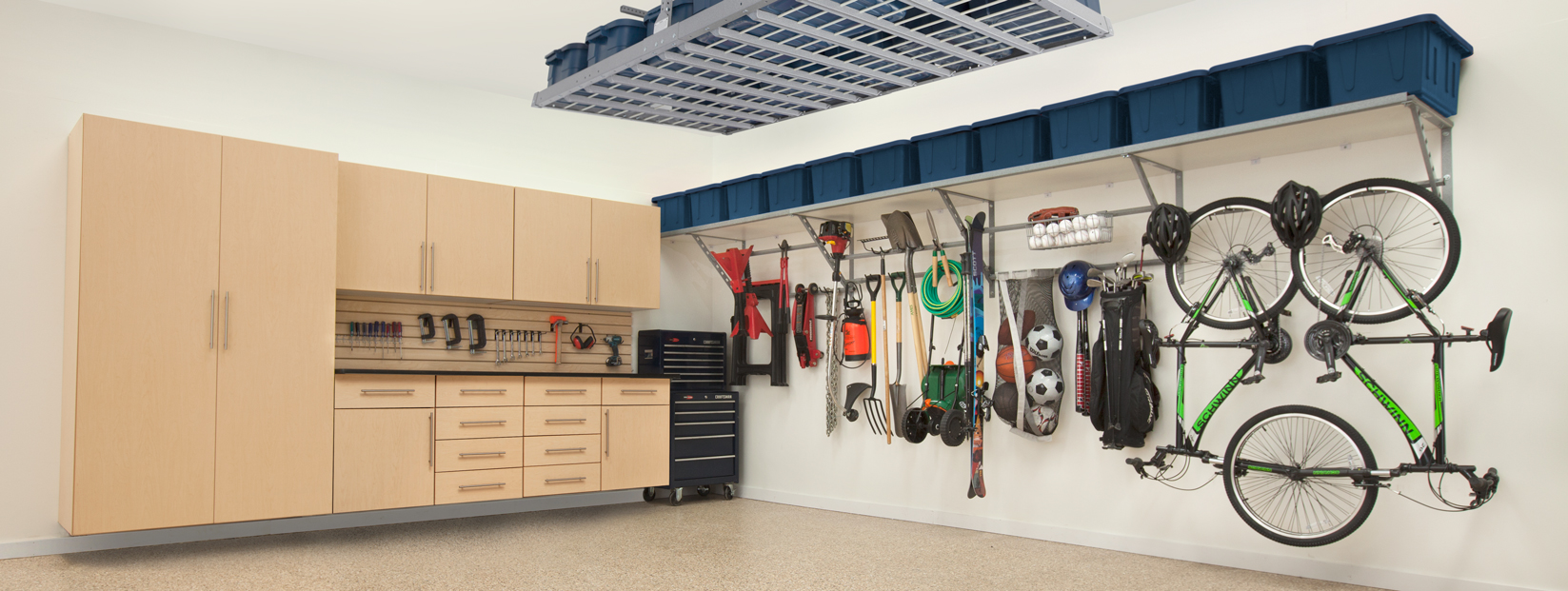 Garage Organization Las Vegas
